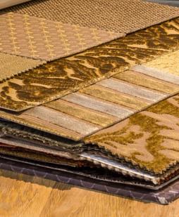 Tkaniny tapicerowane